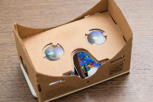 Google starts selling its Cardboard VR viewer outside the US