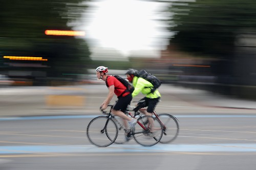 Fitness apps could help cities plan better bike lanes