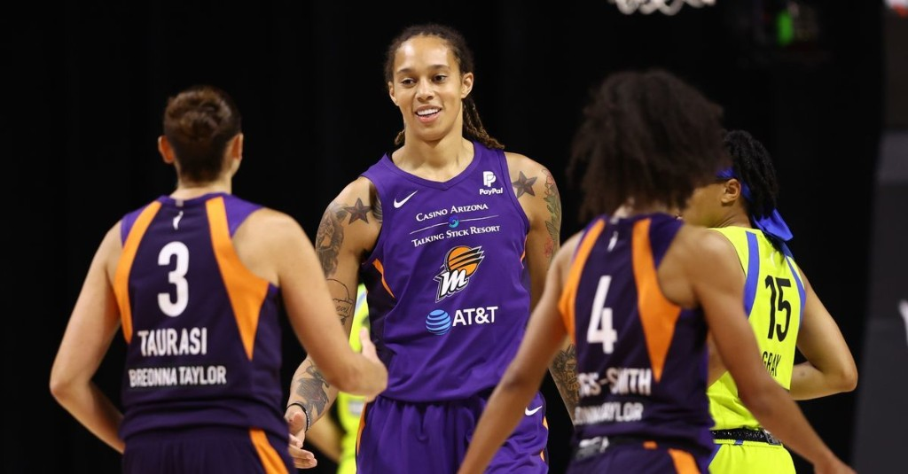 The Mercury have one of the most talented trios in the WNBA. Why is their performance on the fritz?