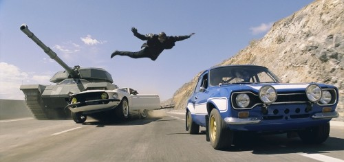 At least three more 'Fast & Furious' movies are likely