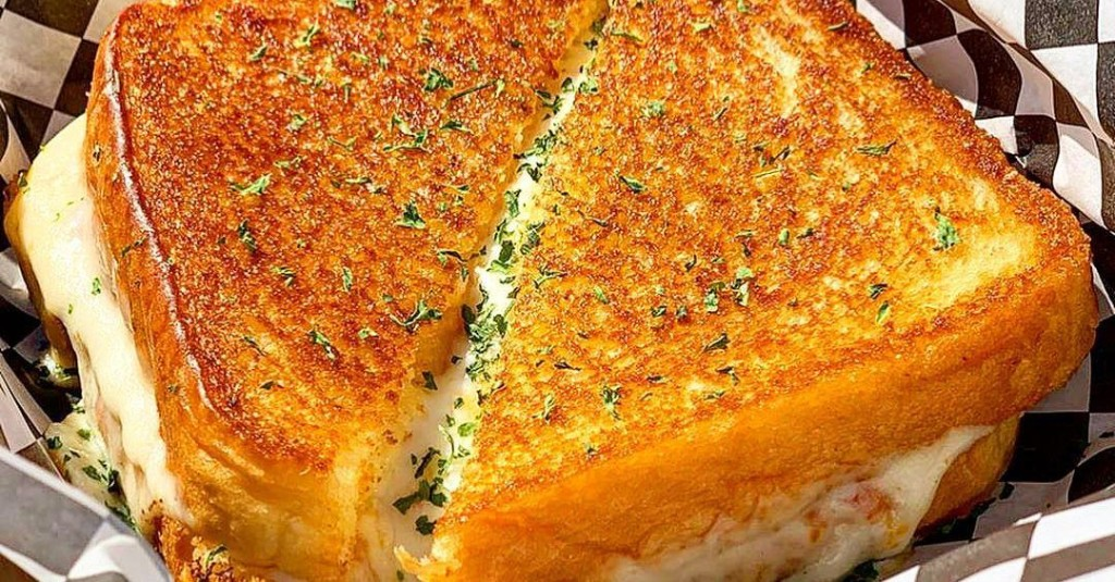 A Decadent New Grilled Cheese Destination Will Soon Debut in the Washington Corridor