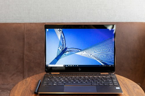HP Spectre x360 (2018) review: near perfect