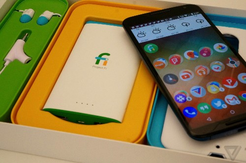 Google's Project Fi cell phone service is simple, until it's not