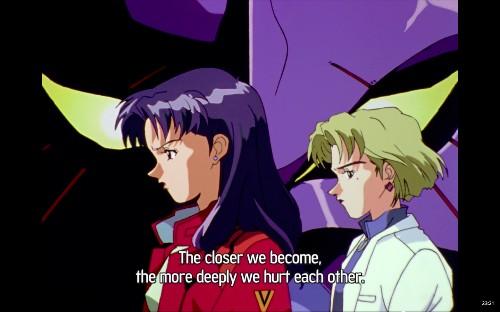 Neon Genesis Evangelion is the perfect story for this moment in history