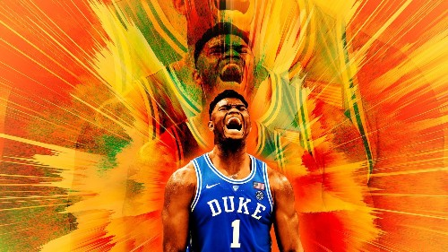 Zion Williamson Is Here to Melt Your Brain, Over and Over Again