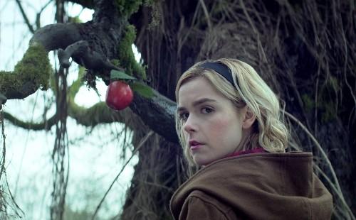 Netflix's new Sabrina series finds a smart metaphor in Satanism