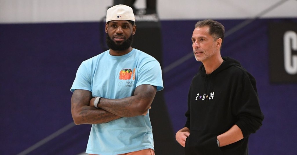Rob Pelinka is already planning to pair Anthony Davis with another star in a few years