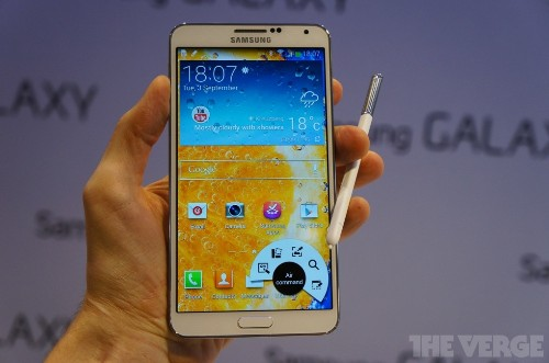 Samsung's Galaxy Note 3 is bigger, faster, thinner, and lighter, but is it any better?
