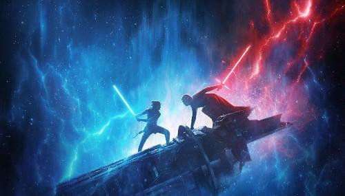 New Rise of Skywalker trailer has Rey wielding a red double lightsaber