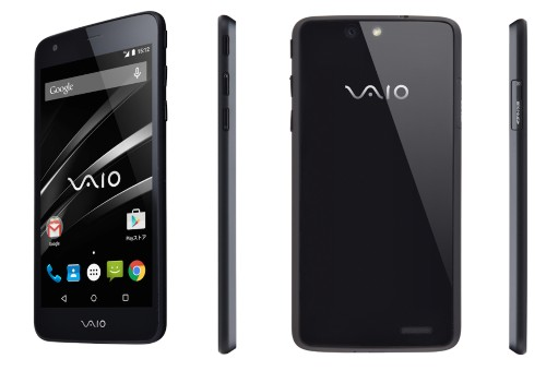 There is now a VAIO phone