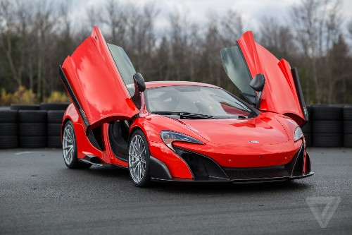 McLaren's perfect supercar: tearing up the track in the 666-horsepower 675LT