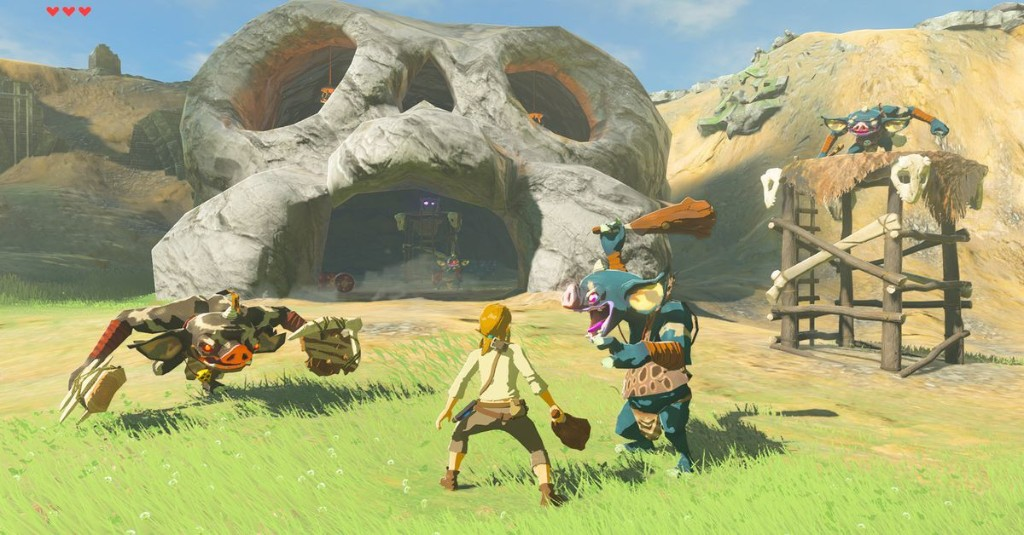 Twitch beats Breath of the Wild, against all odds