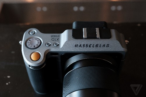 DJI reportedly acquires majority stake in historic camera company Hasselblad