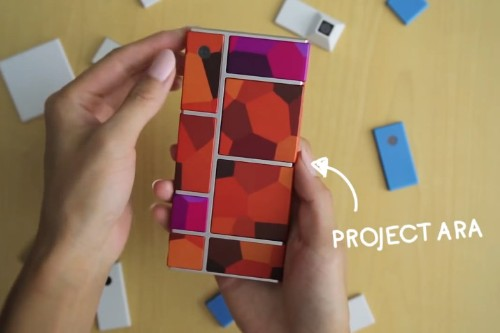 Project Ara: Google pieces together the first modular smartphone