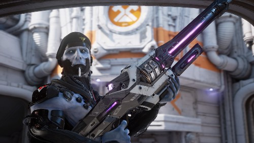 You can play the new Unreal Tournament right now for free