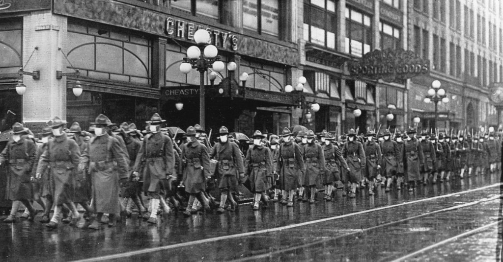 War, Pandemic, and Seattle Baseball in 1918