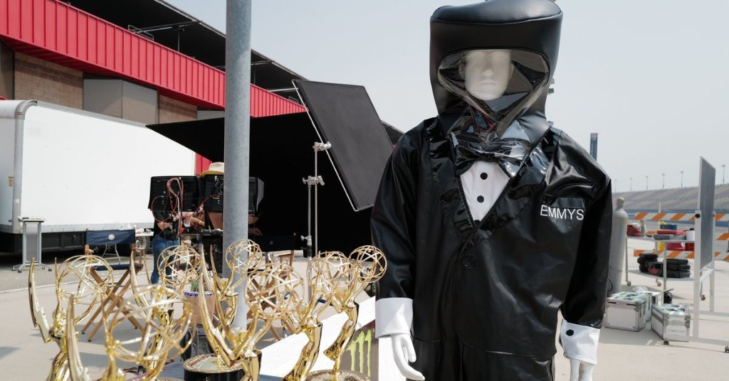How chaotic will 2020's virtual Emmys be? Picture 130 video feeds. At once.