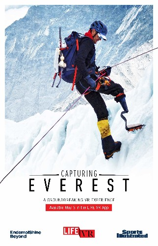 Capturing Everest shows full-length VR documentaries are getting closer