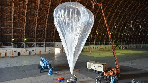 Inside Project Loon: Google's internet in the sky is almost open for business