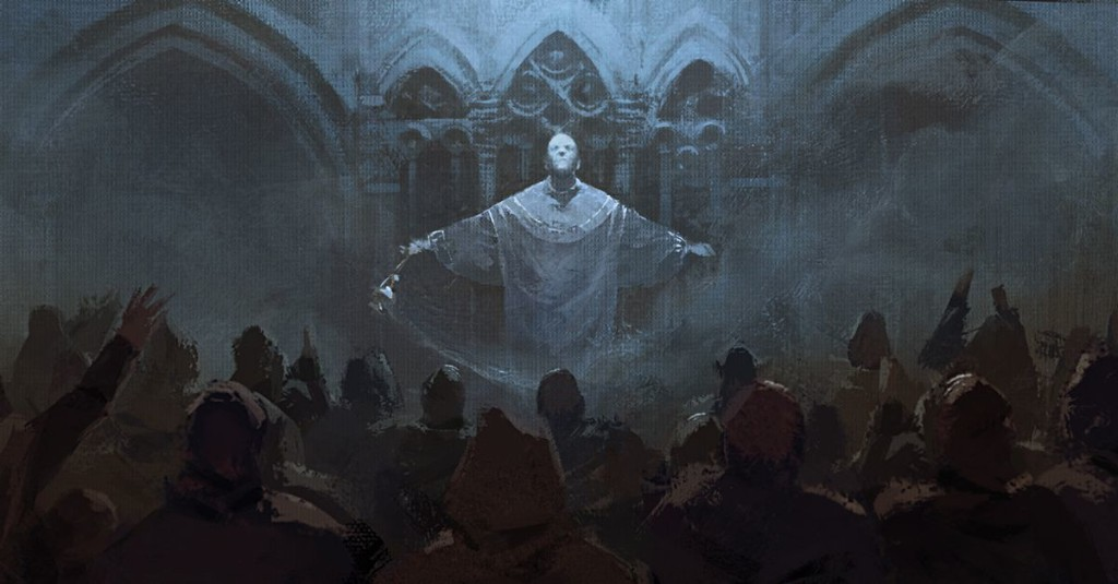 Crusader Kings 3 patch fixes witchcraft, just in time for Halloween