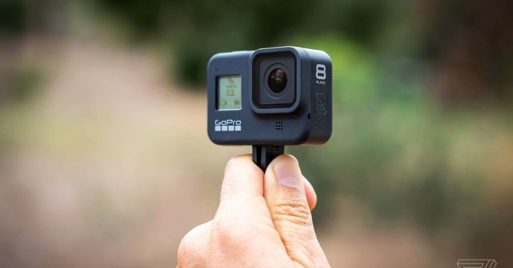 GoPro now lets you transform the Hero 8 into a webcam