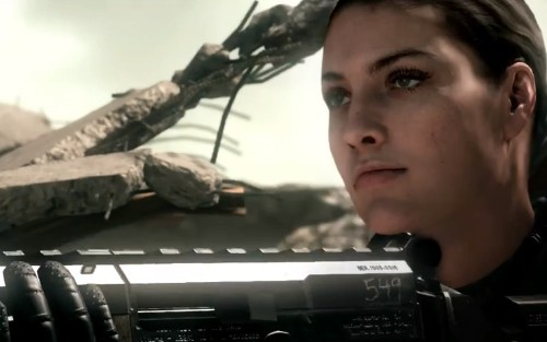 Why were women finally added to 'Call of Duty: Ghosts' multiplayer?