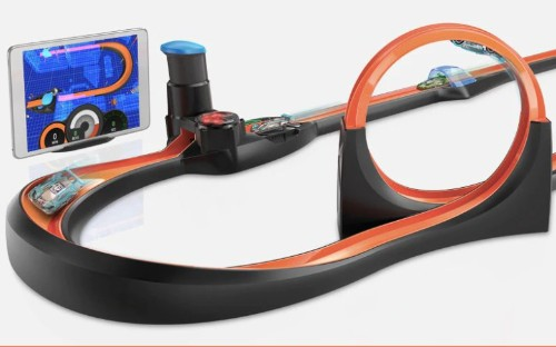 Hot Wheels goes digital with smart tracks and NFC cars, exclusively at Apple Stores