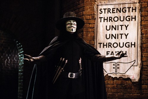 Before HBO's Watchmen, stream V for Vendetta, the best Alan Moore adaptation
