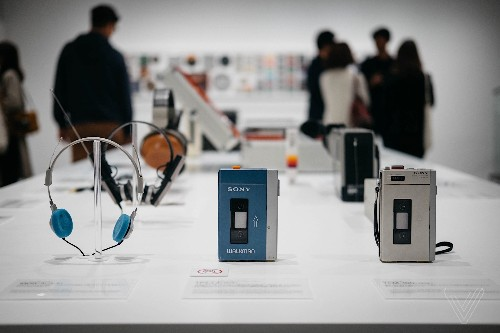 Tokyo Thrift special: 'It's a Sony' exhibit shows off decades of decadent design