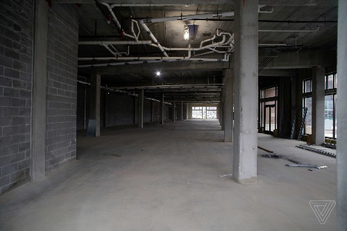 One month ago, Foxconn said its innovation centers weren't empty — they still are