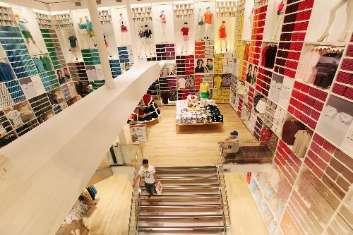China is very upset about a Uniqlo sex tape