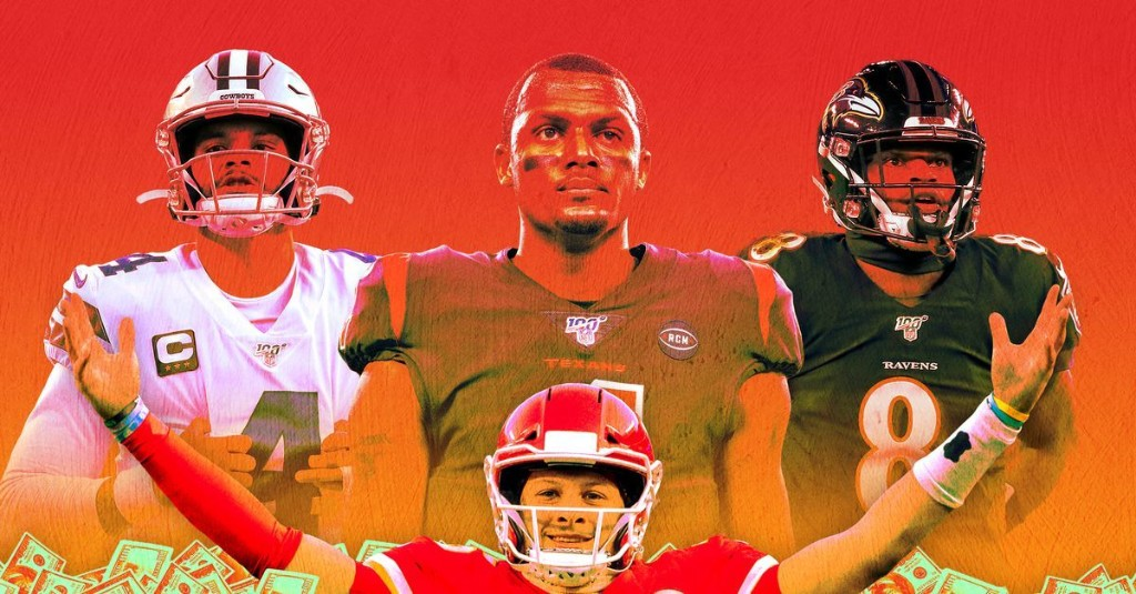 The Ripple Effects of Patrick Mahomes's Massive 10-Year Extension