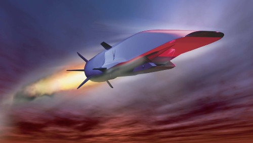 X-51A WaveRider hypersonic missile successfully hits Mach 5.1 in final test