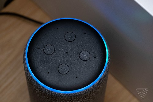 Alexa's voice can now express disappointment and excitement