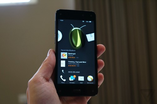 Amazon Fire Phone: hands-on with the ultimate buying machine