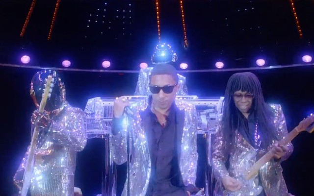 Daft Punk release dazzling disco music video for 'Lose Yourself to Dance'