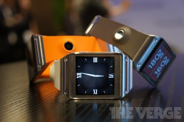 Samsung's Galaxy Gear is a smartwatch like no other