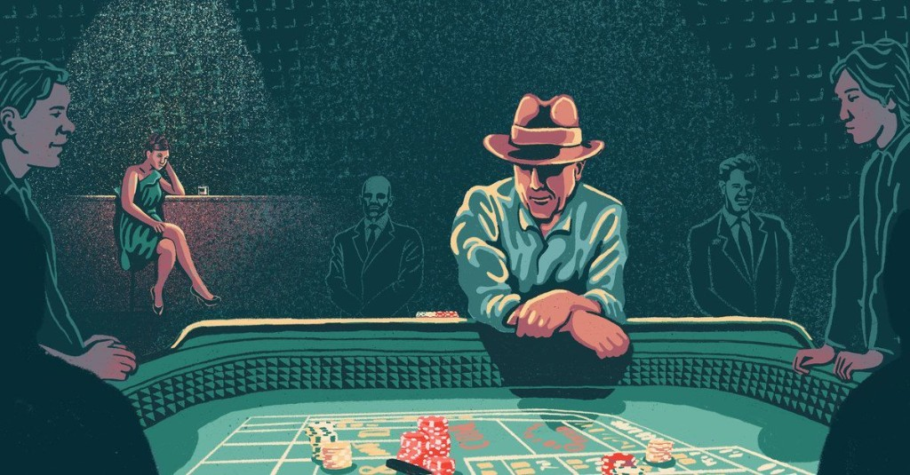 The Casino That Time Forgot
