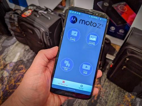 Motorola's 5G Moto Mod speed test was massively misleading