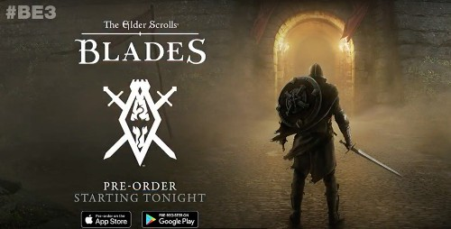 The next Elder Scrolls game is a beautiful mobile RPG named Blades