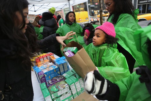 You'll be able to buy your next box of Girl Scout cookies online