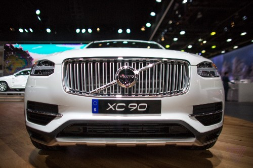 Uber is buying up to 24,000 Volvo XC90 SUVs to form a fleet of driverless cars