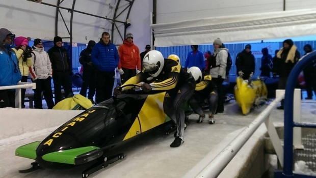 Jamaican bobsled team raising money on PayPal to reach Sochi Olympics