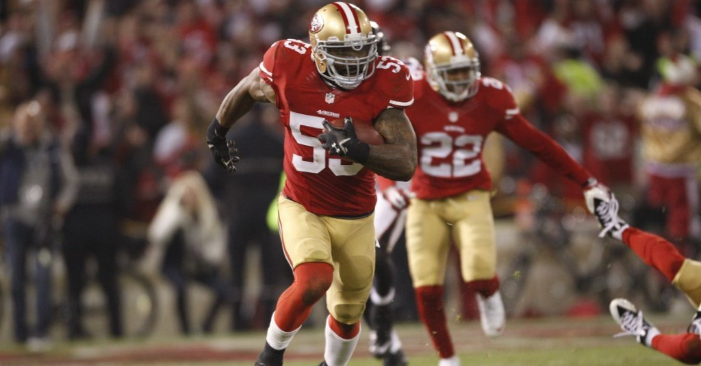 Open thread: What is your favorite 49ers regular season game of the last decade?