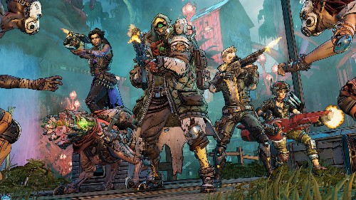 Borderlands 3 review: third time's a chore