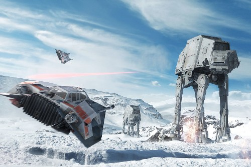 Star Wars Battlefront and the art of retro sound design