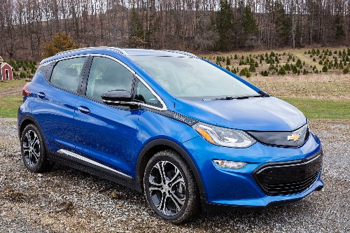 The new Chevy Bolt gained 21 miles of range thanks to a battery chemistry tweak