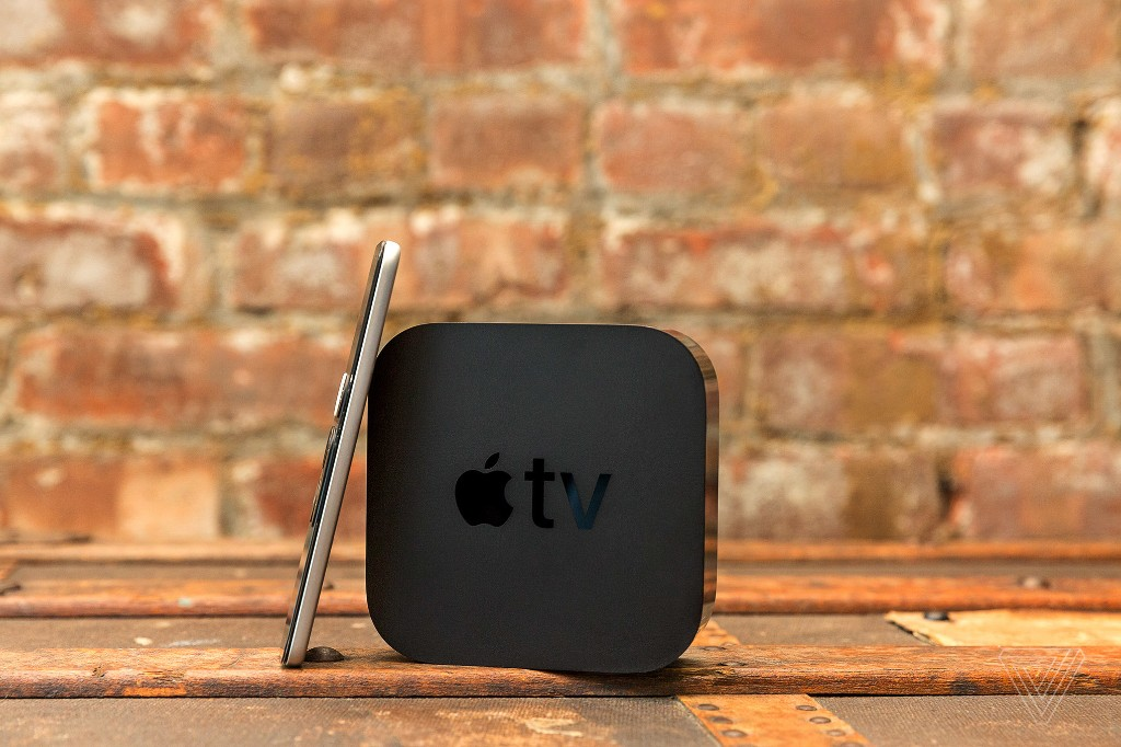 Apple 🍎 TV - cover