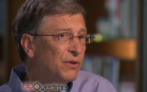 An emotional Bill Gates details his last visit with Steve Jobs