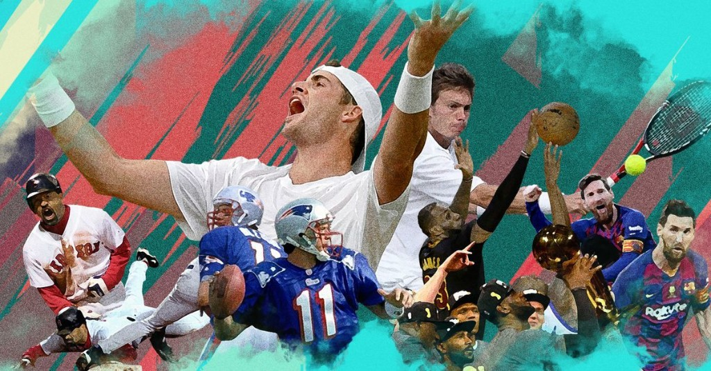 40 Classic Sports Games and Moments to Revisit While Social Distancing